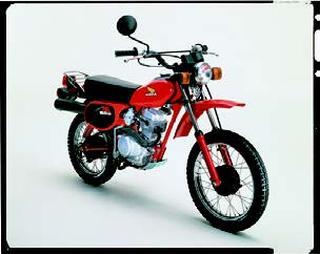 ヤマハ XL50/80S 1981年2月