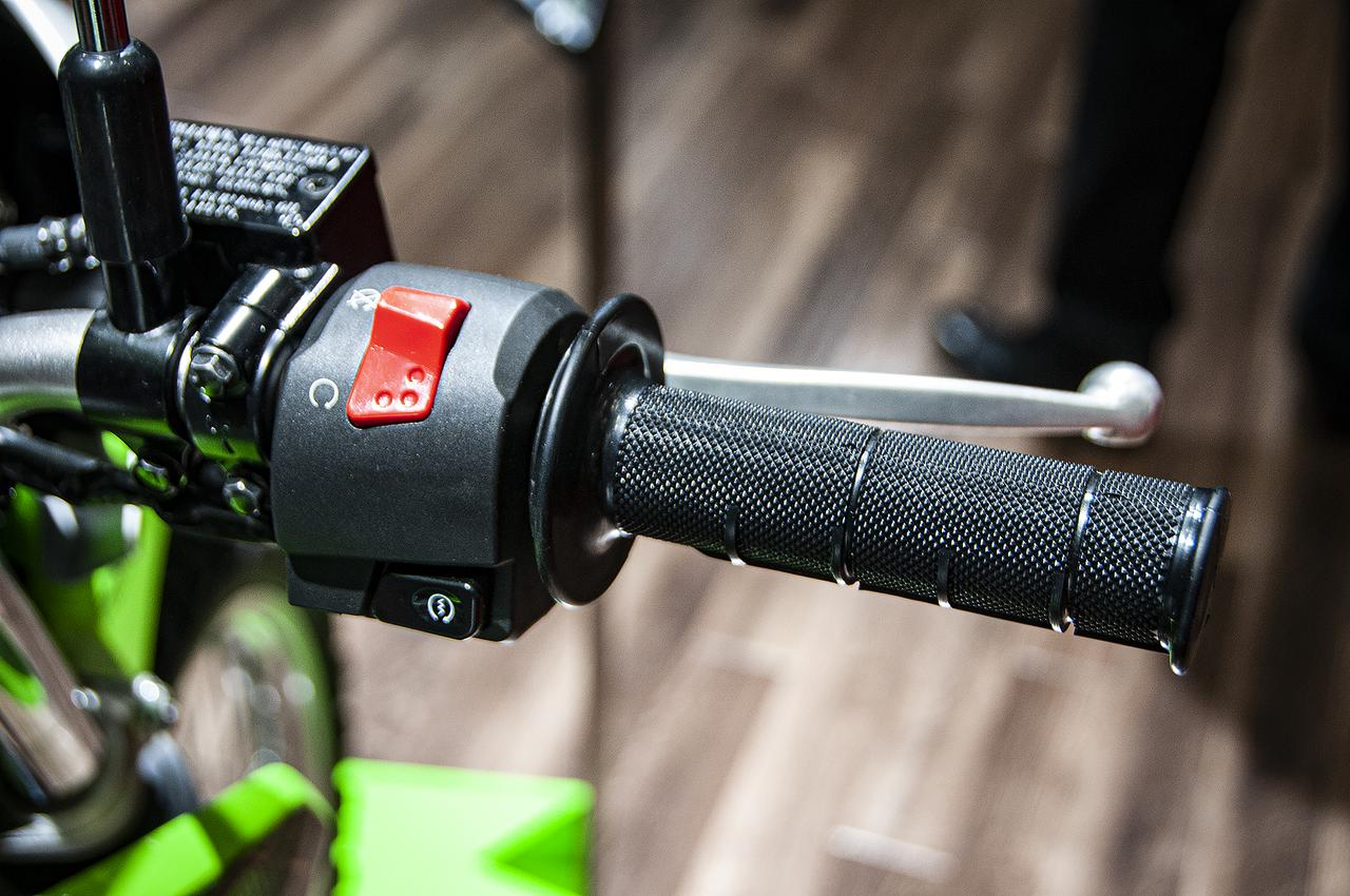 Images : 2番目の画像 - KLX230の写真を全て見る - webオートバイ