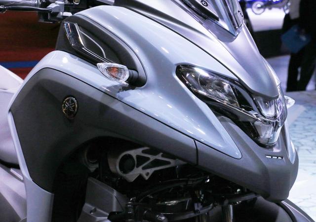 画像: ヤマハが「トリシティ300」を突如発表! トリシティシリーズ最大排気量のニューカマーがLMWの可能性を広げる - webオートバイ