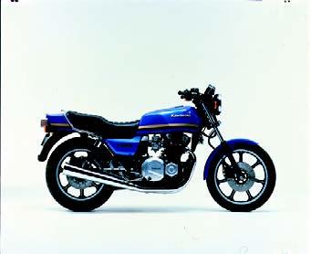Images : カワサキ Z1000J 1982 年