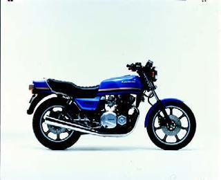 カワサキ Z1000J 1982 年