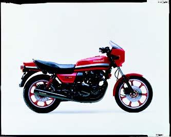 Images : カワサキ Z1100GP 1982 年