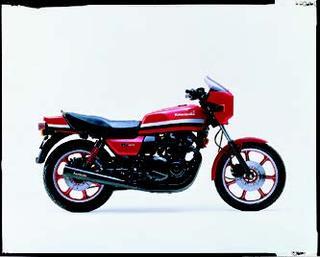 カワサキ Z1100GP 1982 年
