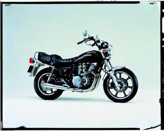 カワサキ Z550LTD 1981年 3月