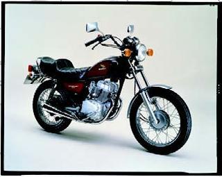 ホンダ 250Tマスター 1981年11月