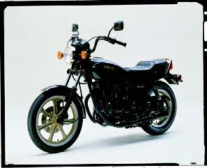 Images : ヤマハ XS250ミッドナイトスペシャル 1981年 6月