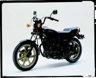 ヤマハ XS250ミッドナイトスペシャル 1981年 6月