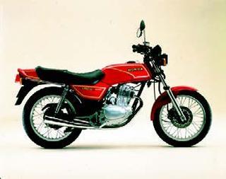 ホンダ CB250RS-Z 1981年 3月