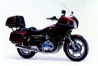 スズキ GS1000GK 1982 年