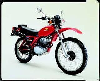 ホンダ XL250S 1981年 5月