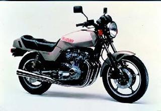 スズキ GSX1100E 1982 年