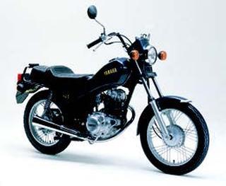 ヤマハ SR125 1981年 6月