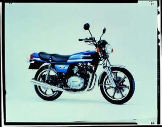 カワサキ Z250FT 1981年 4月