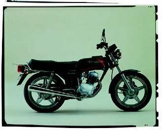 ホンダ CB125T 1981年 6月