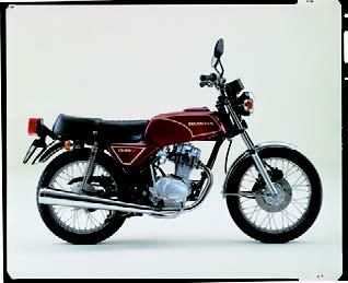 Images : ホンダ CB125JX 1981年 6月