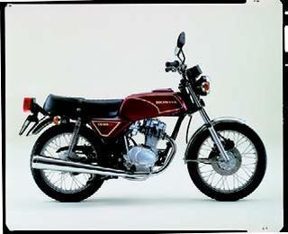 ホンダ CB125JX 1981年 6月