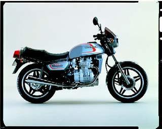 ホンダ GL400 1981年 5月