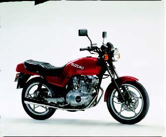 Images : スズキ GSX250E 1982 年1月