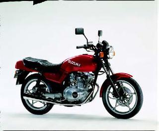 スズキ GSX250E 1982 年1月