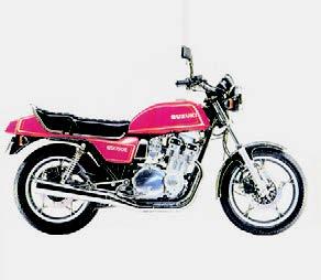 Images : スズキ GSX750E3 1982 年 3月