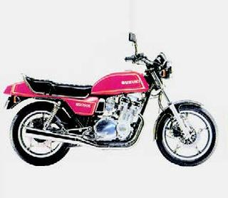 スズキ GSX750E3 1982 年 3月
