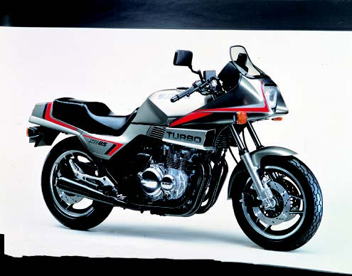 Images : スズキ XN85 1982 年