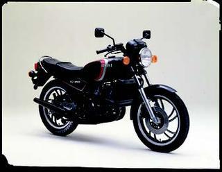 ヤマハ RZ250 1982 年1月