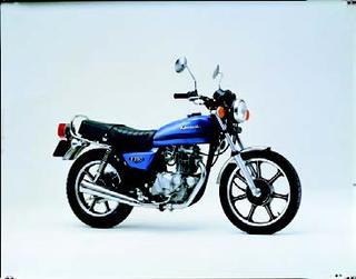 カワサキ Z250FS 1982 年1月