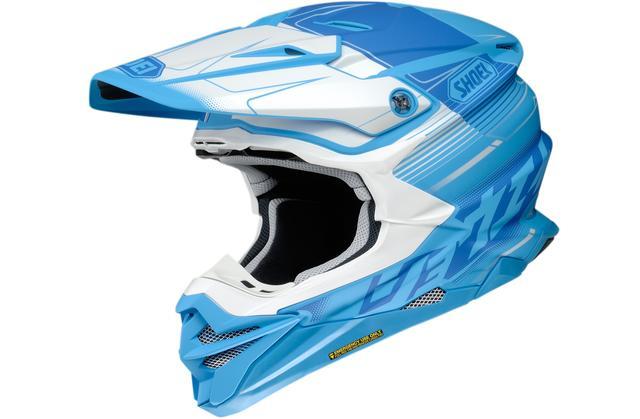 画像6: カタカナ「ショウエイ」と多彩な色使いが決め手!SHOEIのオフロードヘルメット〈VFX-WR〉にパンチの効いた限定モデルが登場