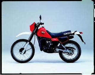 スズキ DT125 1982 年2月