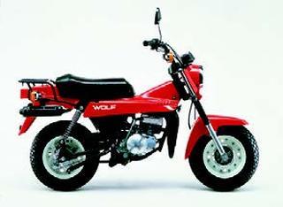 スズキ ウルフ50 1982 年 3月