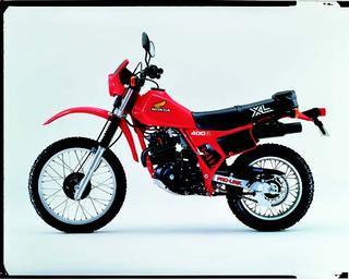 ホンダ XL400R 1982 年 4月