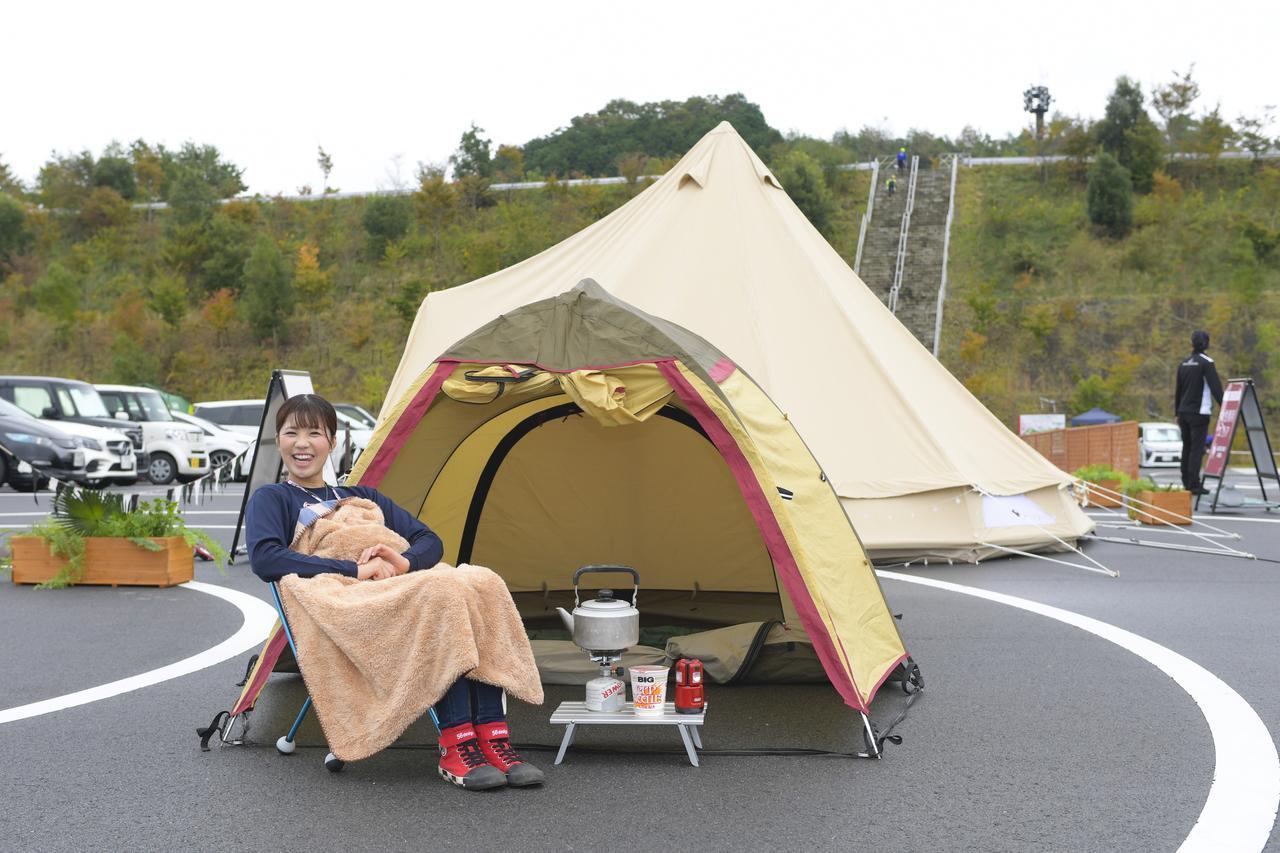画像: 【トークショー!】→【キャンプ!】→【観戦!】日本GPは幸せ過ぎる3日間でした!(梅本まどか) - webオートバイ