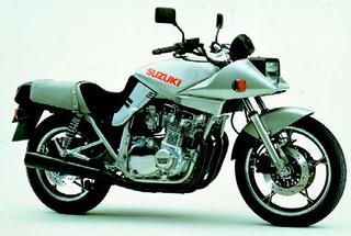 スズキ GSX750S 1982 年2月
