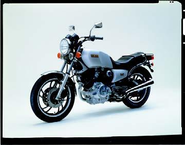 Images : ヤマハ XV750E 1982 年1月