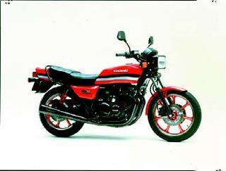 カワサキ Z750GP 1982 年 4月
