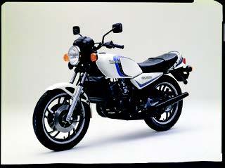 Images : ヤマハ RZ350 1982 年1月