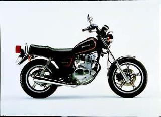 スズキ GN250E 1982 年 5月