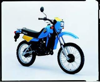 ヤマハ DT50 1982 年 5月