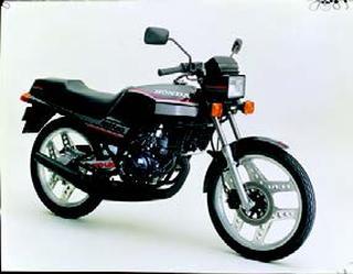 ホンダ MBX50 1982 年 3月