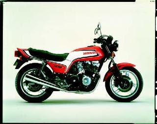 ホンダ CB750F[FC] 1982 年 6月