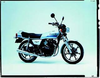 カワサキ Z250FT 1982 年 6月