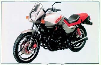 Images : スズキ GS650G 1983 年 3月