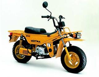ホンダ モトラ 1982 年 6月
