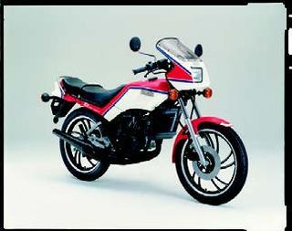 ヤマハ RZ125S 1983 年 4月