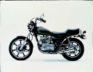 カワサキ Z250LTDツイン 1982 年10月