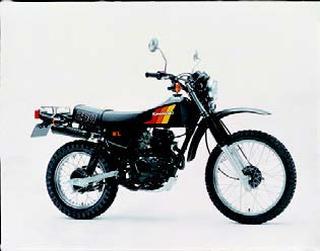 カワサキ KL250 1982 年11月
