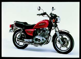 Images : スズキ GSX250T 1983 年1月
