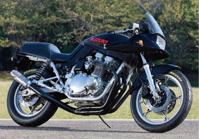 画像: 『西部警察』は今年で放送開始から40周年!劇中で舘ひろしが駆ったブラック・カタナ「GSX1100X KATANA」を紹介 - webオートバイ