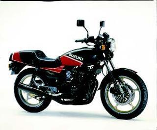 スズキ GSX400FSインパルス 1982 年 6月
